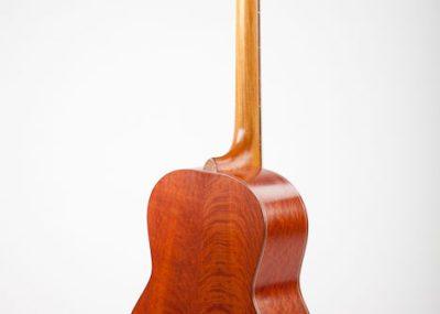 One of Glenn's custom made, handcrafted acoustic guitars