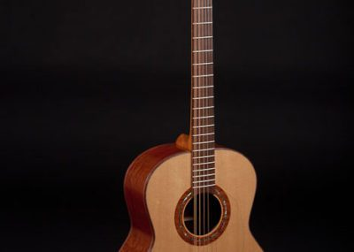 Unique guitars made with superior timbers and expert craftsmanship