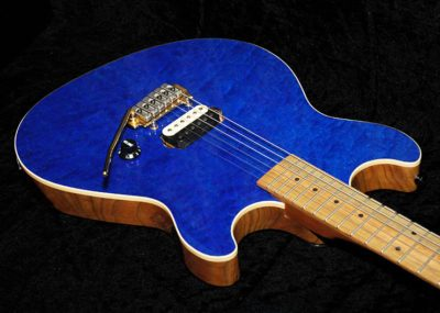 Handmade GR3 in Blue