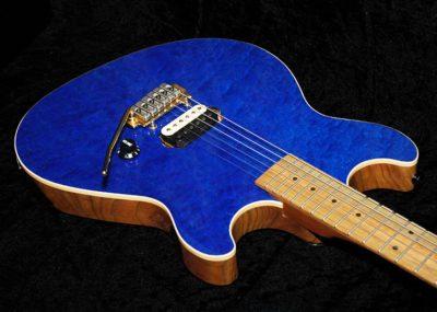 Handmade GR3 in Blue