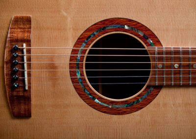 Custom Hand Made Acoustic Guitars