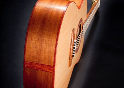 Custom Hand Made Acoustic Guitars
