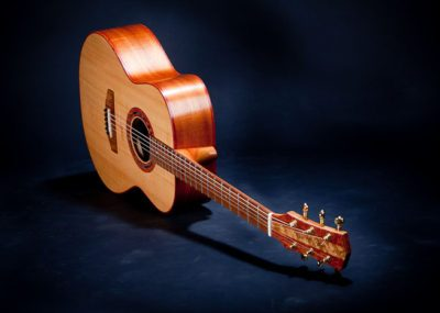 Southern Belle handmade acoustic guitar