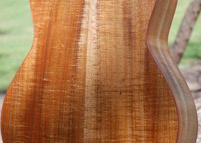 Stunning Australian Fiddleback Blackwood