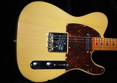 Tele Vintage T style electric guitar - handmade